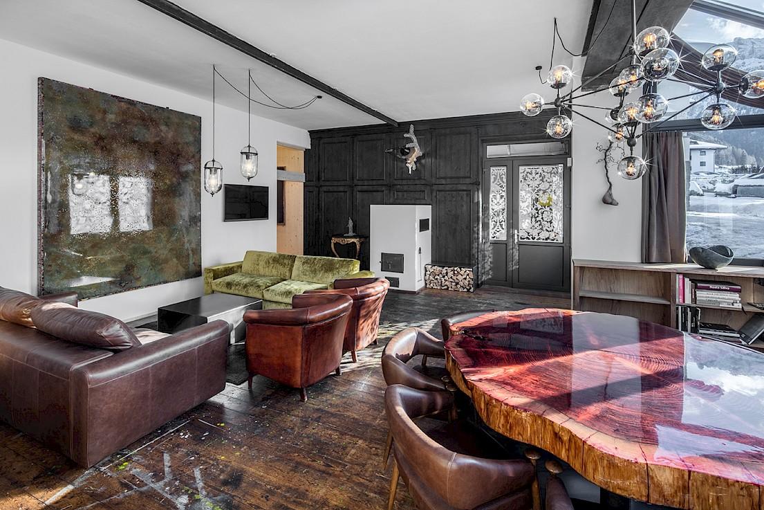 Atelier Apartment - Artefugium - Atelier Lofts by Aron Demetz